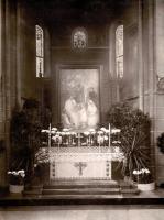 Jaunās Sv. Ģertrūdes baznīcas altāris, 1925.-1930.g.