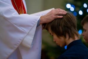 Iesvētību dievkalpojums