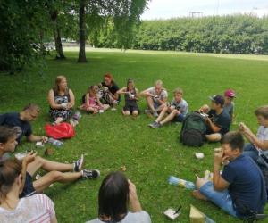 Ekskursija uz Tartu Zinātnes centru AHHAA