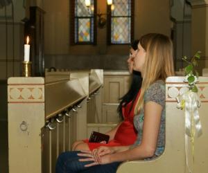 Baznīcas solos