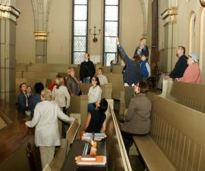 Baznīcas koros