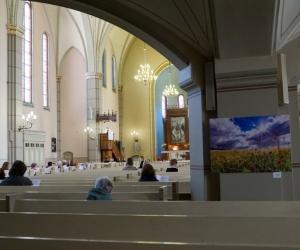 Baznīcas lielā zāle