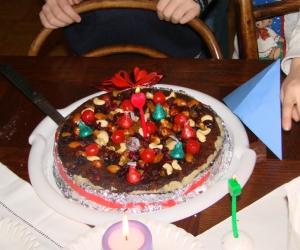 Ziemassvētku torte