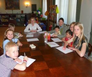 Svētdienas skolas noslēgums 2011. gada Vasarsvētkos