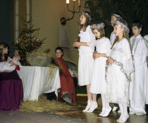 Ziemassvētku stāsts. 2004.